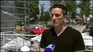 Anze Burger, POPTV, 8.6.2015