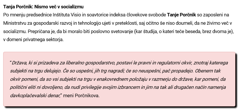 Tanja Porcnik, Nova24TV, 21.1.2016 (1)